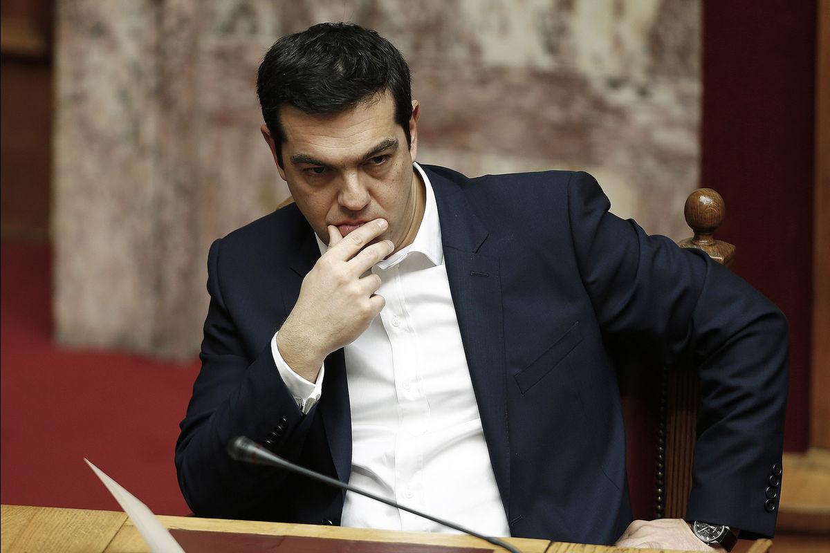 """تسيبراس: أطالب الشعب اليوناني بالتصويت بـ """"لا"""""""