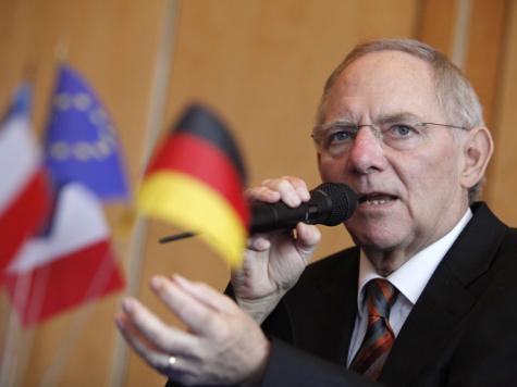 وزير المالية الألماني لا يستبعد احتمالية خروج اليونان من منطقة اليورو
