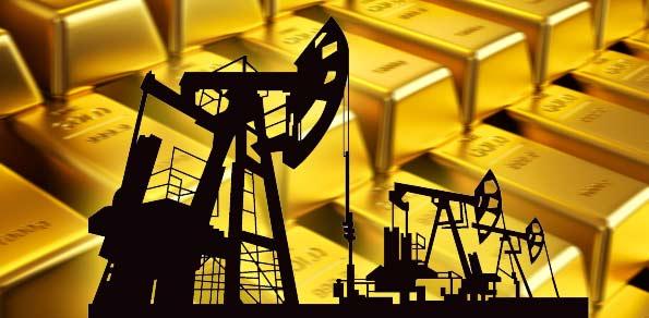 تعافي أسعار النفط والذهب في ضوء تراجع الدولار