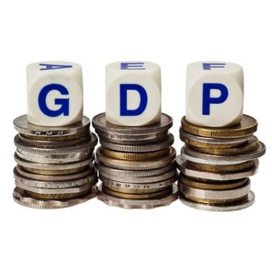 تقديرات الناتج المحلي الاجمالي تسجل تراجعًا