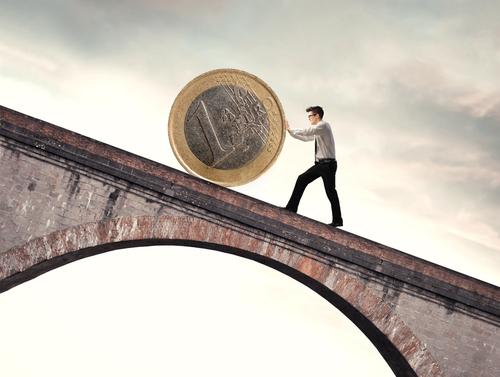 البيانات الاقتصادية تنذر بارتفاع اليورو على المدى الطويل