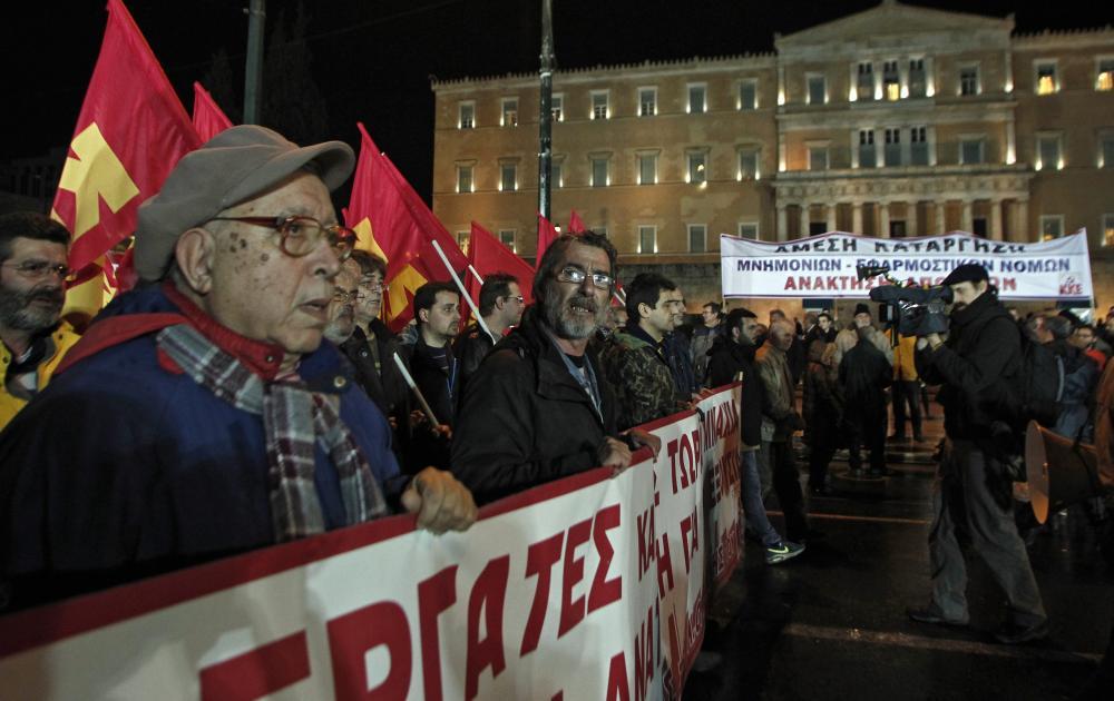 استفتاء الشعب اليوناني على برنامج المساعدات قد يكون الخيار الأفضل!