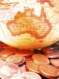 تراجع الدولار الاسترالي مع غياب البيانات الاقتصادية