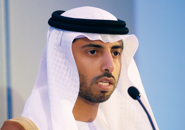 المزروعي: أسواق النفط يجب أن تصل للتوازن بنهاية الربع الأول من 2019