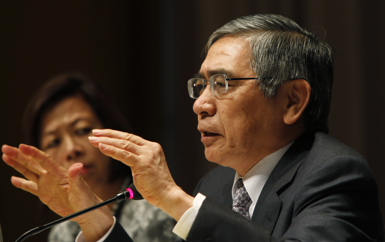 كورودا: قد نعدل السياسة النقدية إذا اقتضت الحاجة ذلك