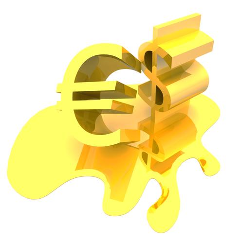 تراجع اليورو والاسترلينى امام الدولار فى ظل التوترات السياسية