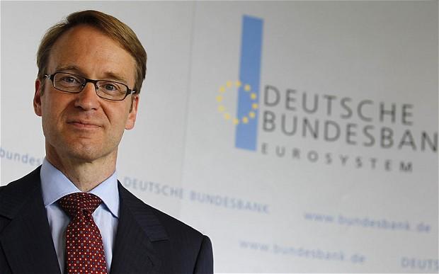 فايدمان: لا أرى سبب لإبتعاد المركزي الأوروبي عن إطار السياسة النقدية