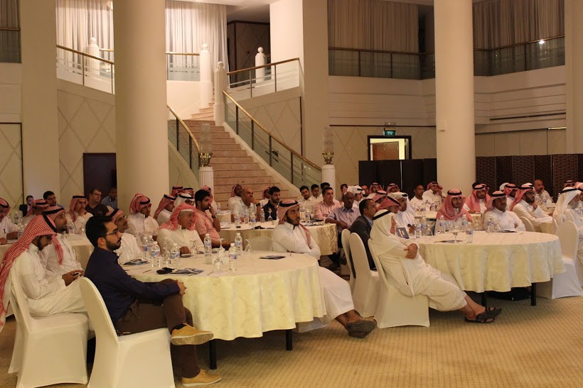 دورة المضاربة في السوق بالرياض المتداول العربي و أمانة كابيتال 11 و 12 سبتمبر 2015