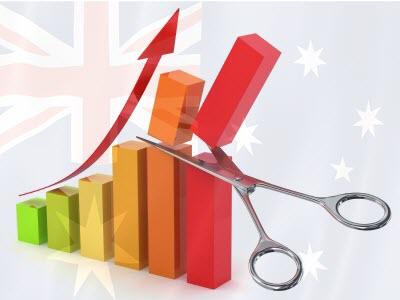 تباطؤ وتيرة نمو معدلات التضخم تزيد الضغوط على الاحتياطي الاسترالي