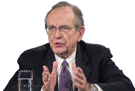 وزير المالية الإيطالي: هناك علامات تشير إلى تباطؤ النمو في منطقة اليورو
