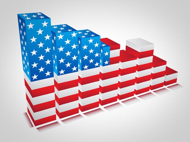الناتج المحلي الإجمالي بالولايات المتحدة يواصل تباطؤه ويثقل على توقعات رفع الفائدة