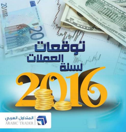 تحديث توقعات العملات الرئيسية لعام 2016