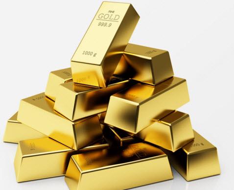 الذهب يستغل تراجع الدولار الأمريكي ويحقق مكاسب