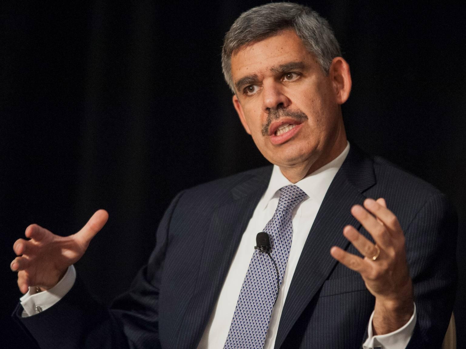 العريان يتوقع رفع الفائدة الأوروبية على المدى القريب