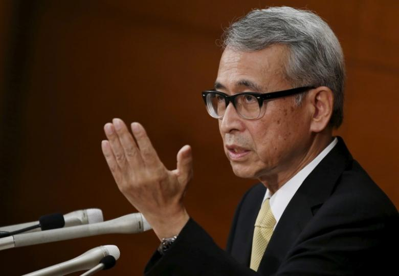 عضو بنك اليابان، فونو: يجب الاستمرار بقوة في تنفيذ برنامج التيسير النقدي