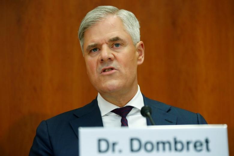 دومبريت: أرفض التعليق على مستويات اليورو الحالية