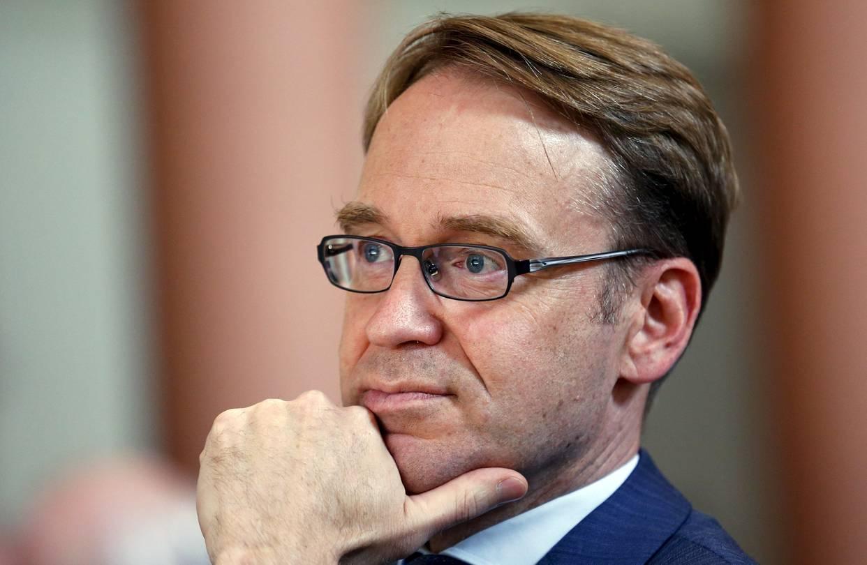 فايدمان عضو المركزي الأوروبي يدعم توقعات خطوات المركزي الأوروبي