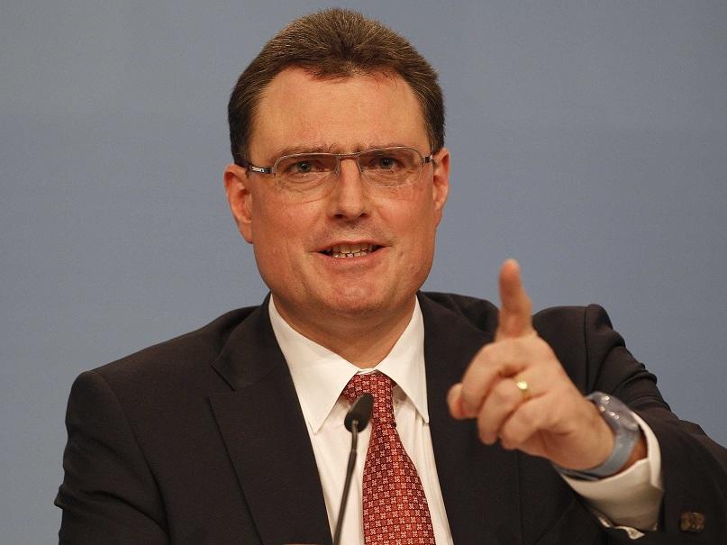 جوردان: السياسة النقدية مازالت تستهدف إضعاف قيمة الفرنك