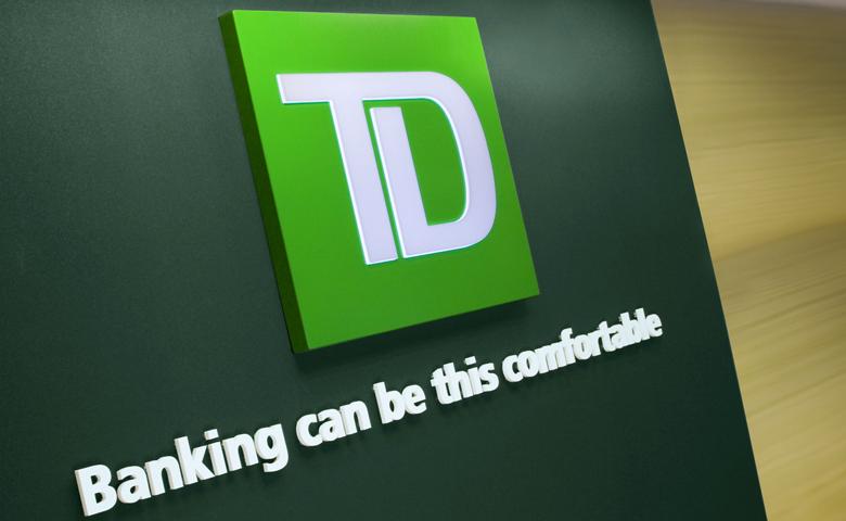 تعليق مؤسسة  TD على صفقتها على الزوج الدولار/كندي