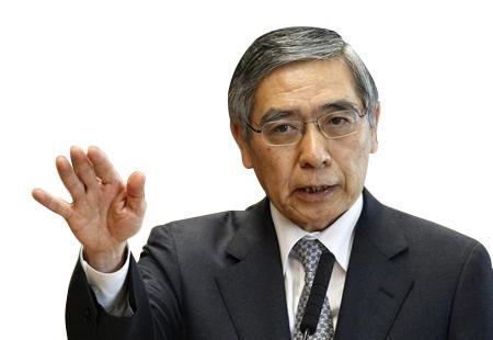 تصريحات محافظ بنك اليابان مع صحيفة وول ستريت جورنال