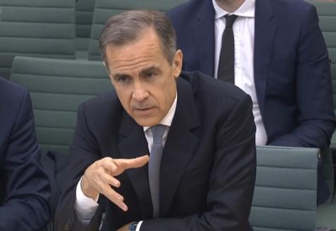 أهم ما جاء في شهادة محافظ بنك إنجلترا أمام البرلمان