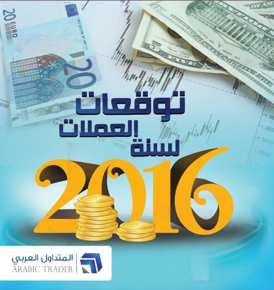 توقعات العملات الرئيسية لعام 2016