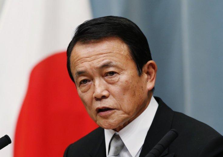 وزير المالية الياباني يؤكد على انتعاش الاقتصاد وابتعاده عن مخاطر الانكماش