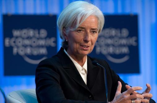 لاجارد: حالة عدم اليقين السياسي من أبرز المخاطر التي تواجه النمو العالمي