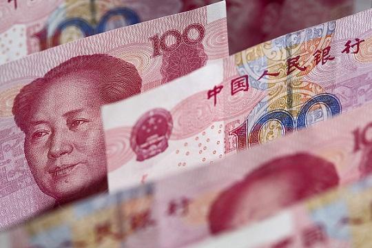 بنك الصين يحدد سعر صرف اليوان عند 6.6821
