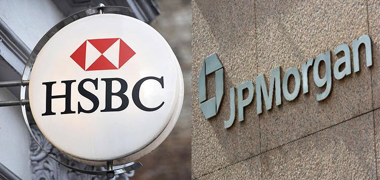 جي بي مورجان و HSBC يتوقعان خفض الفائدة البريطانية
