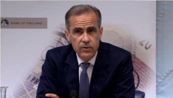 أهم تصريحات كارني محافظ بنك إنجلترا بعد قرارات البنك - نوفمبر