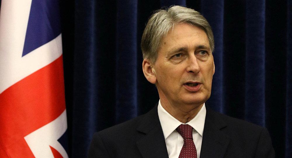 وزير الخزانة البريطاني: بيانات النمو للربع الثالث دليل على قوة اقتصادنا