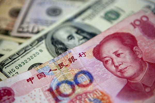 بنك الصين يحدد سعر صرف اليوان عند 6.8698