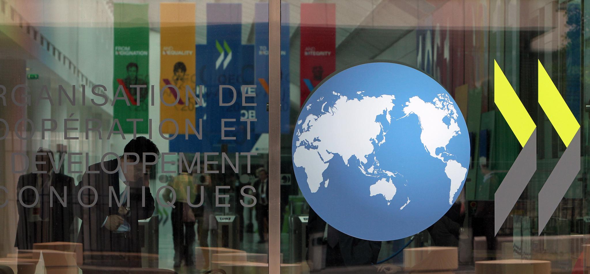 أحدث توقعات منظمة التعاون والتنمية الاقتصادية OECD للنمو العالمي هذا العام