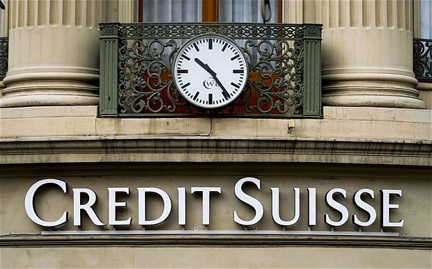 بنك Credit Suisse ينصح ببيع اليورو دولار