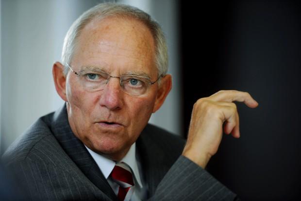 شويبله: لا أرى أن الأوضاع الاقتصادية الألمانية متدهورة