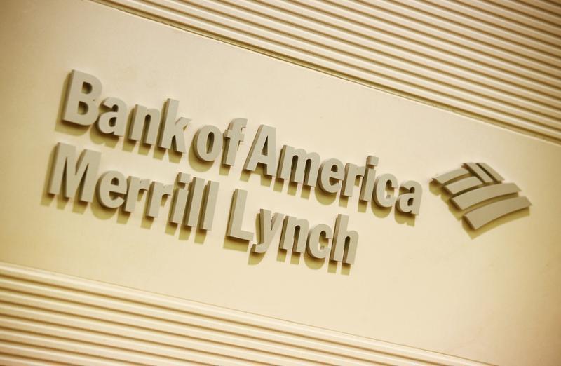 بنك أوف أمريكا ميريل لينش ينصح بالاستعداد لشراء اليورو دولار