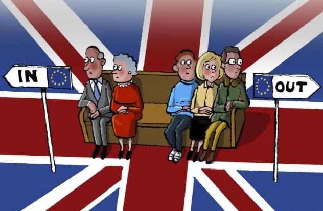 من هم مؤيدي ومعارضي بقاء بريطانيا داخل الاتحاد الأوروبي؟