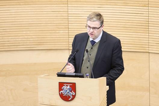 فازيلوسكاس: المركزي الأوروبي يتبع سياسة استباقية