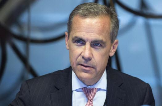 كارني: بنك إنجلترا مستعد للتعامل مع كافة سيناريوهات البريكست المحتملة