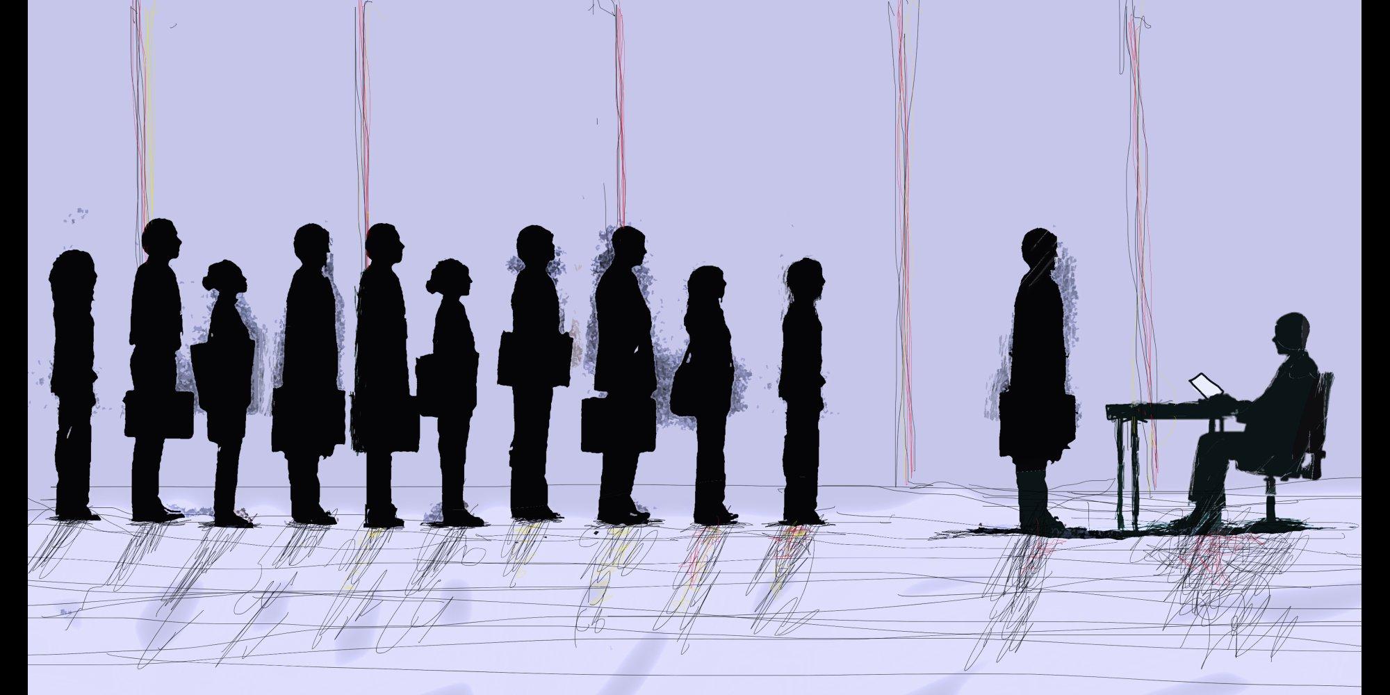 إعانات البطالة الأمريكية تتجاوز التوقعات وترتفع بواقع 294 ألف