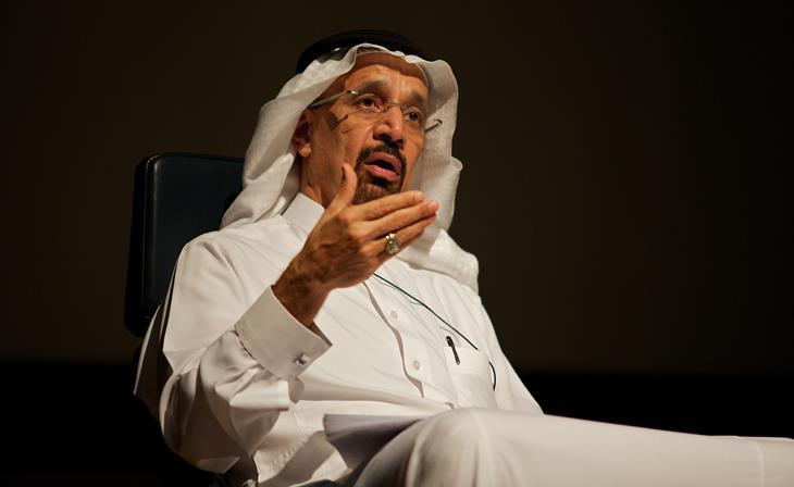 الفالح يؤكد على استمرار سياسات النفط بالمملكة دون تغيير والمخاوف ترتفع مجدداً