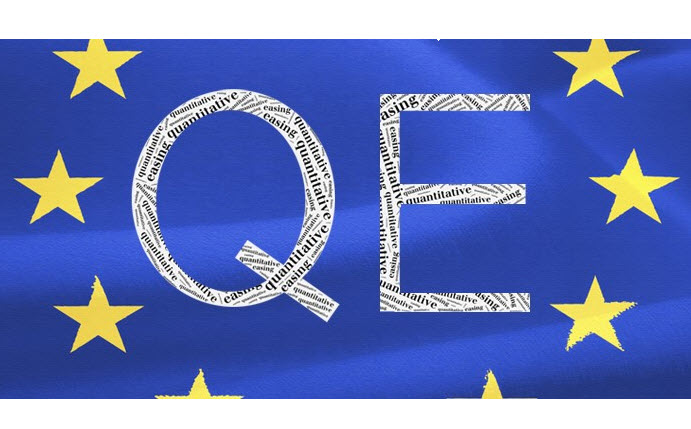 حصيلة مشتريات المركزي الأوروبي من السندات تتخطى780 مليار يورو