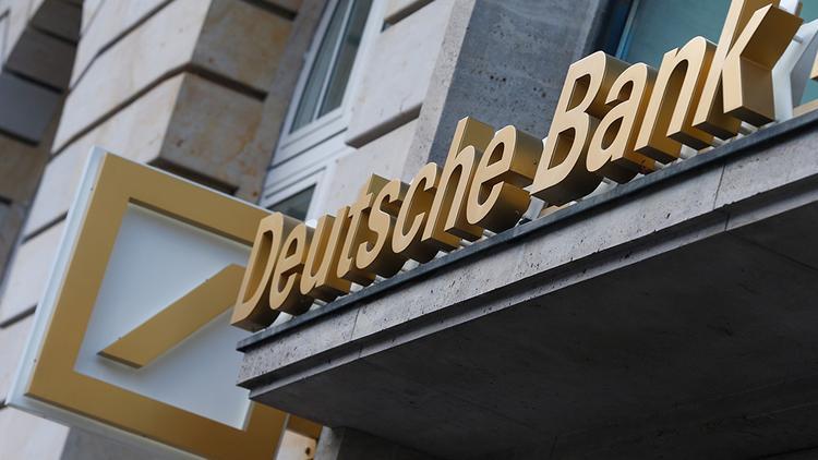 Deutsche Bank ينصح ببيع اليورو أمام الدولار و الين