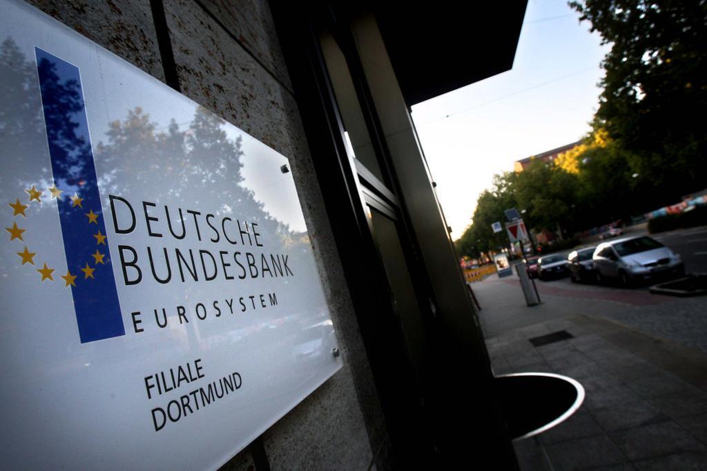 البنك الألماني: ارتفاع المخاطر الهبوطية على النشاط الاقتصادي
