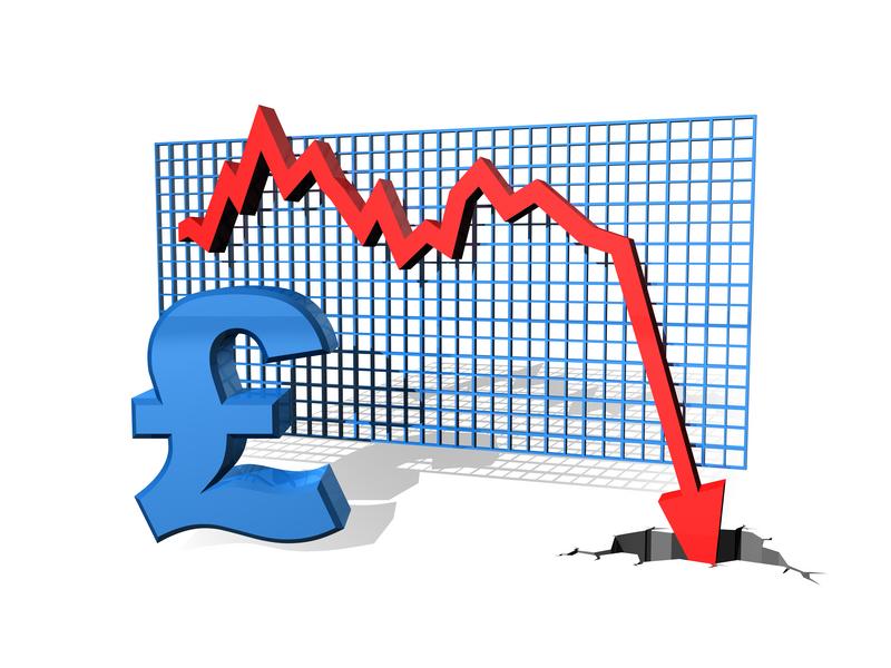 الاسترليني يسجل أدنى مستوى له بعد بيانات التضخم