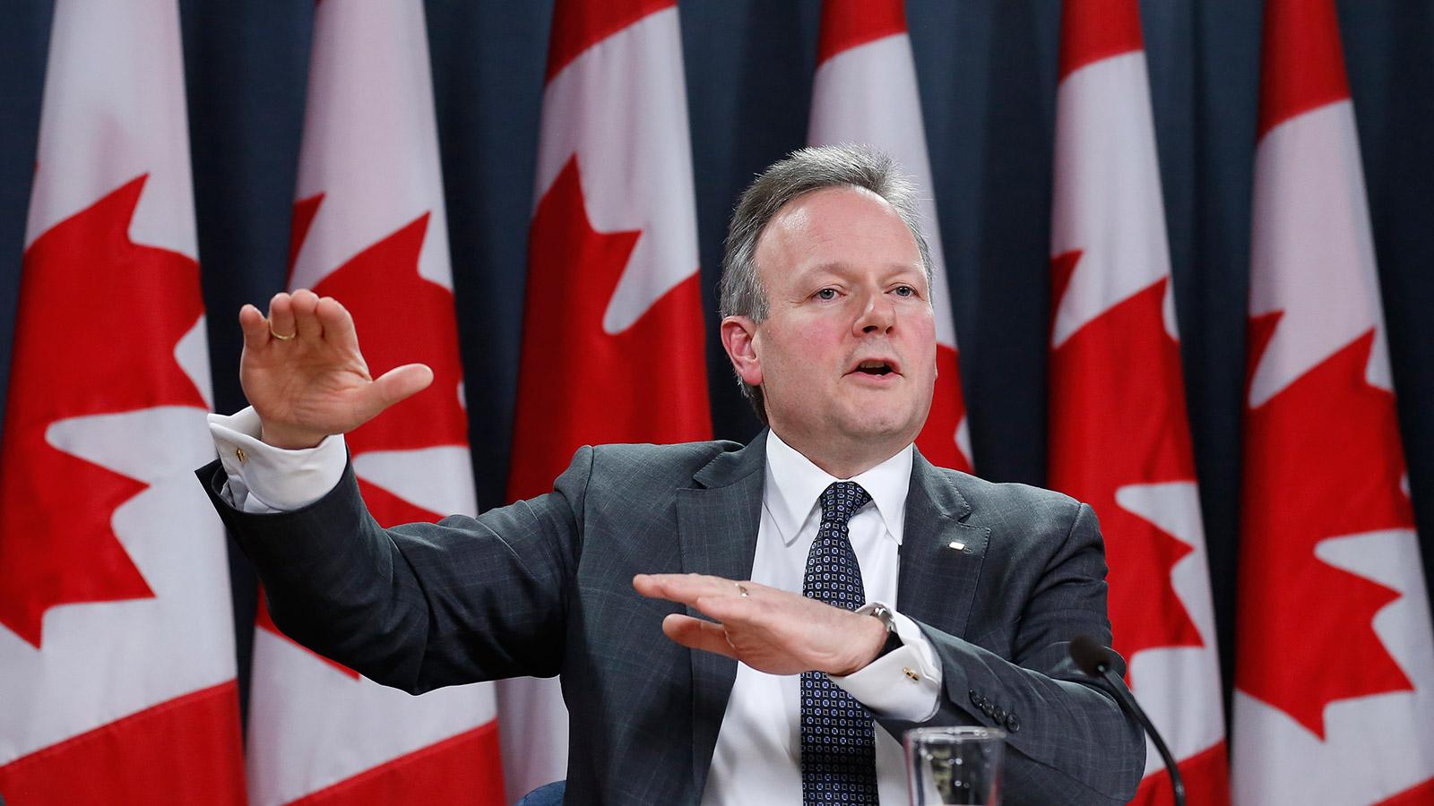 بولوز: أعتقد أن بنك كندا يقوم بتشديد السياسة النقدية بالوتيرة المناسبة