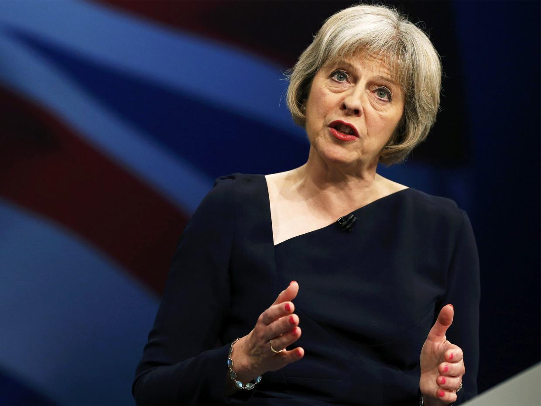 ماي: سوف نبدأ فصل جديد في الاقتصاد البريطاني