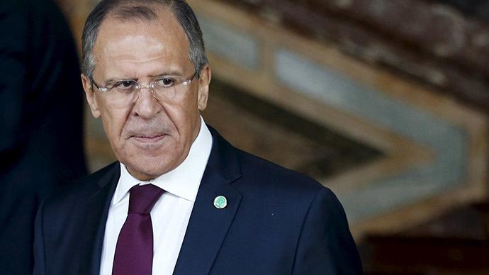 وزير الخارجية الروسي: العالم الغربي يتصرف بشكل طفولي