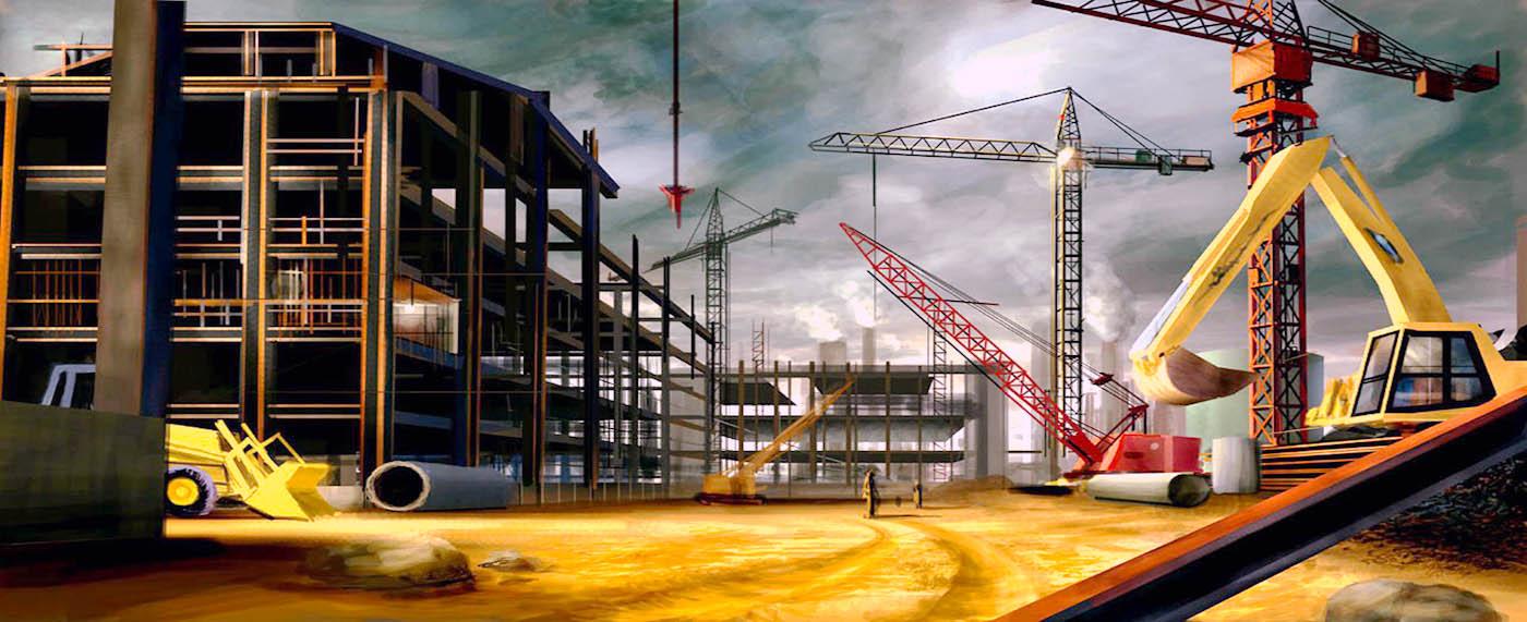 زيادة المخرجات بأسرع وتيرة لها بقطاع البناء البريطاني